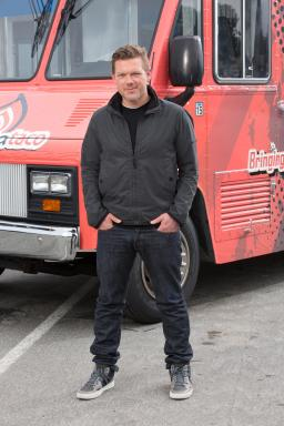 Tyler Florence, Host of The Great Food Truck Race