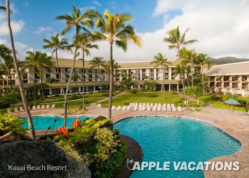 Kauai: Kauai Beach Resort