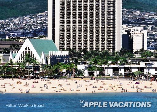 Oahu: Hilton Waikiki Beach, Oahu