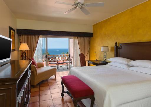 Deluxe Ocean View: Sheraton Hacienda del Mar Golf & Spa Resort Los Cabos