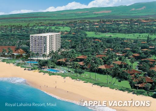 Maui: Royal Lahaina Resort