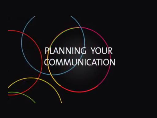 Planning Your Communications Strategy