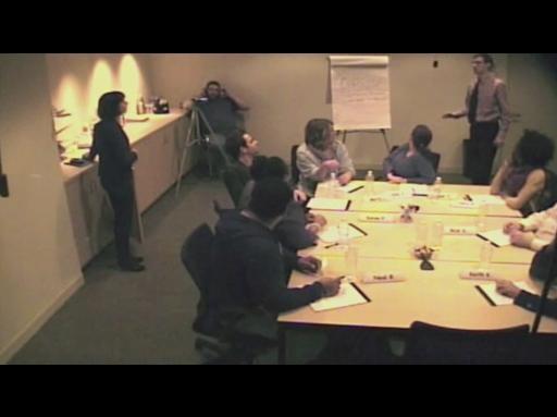 Dramatized Focus Group