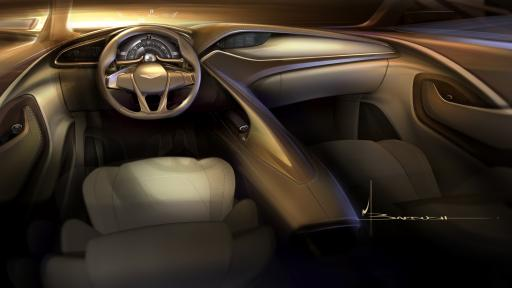 2014 Hyundai Genesis Interior