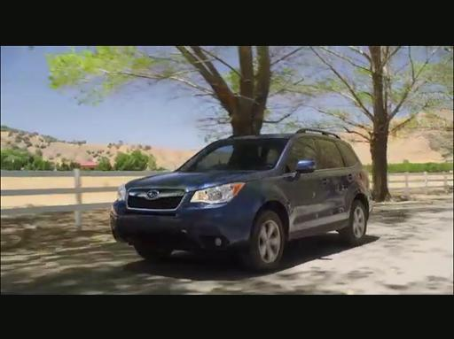 2014 Forester B-Roll