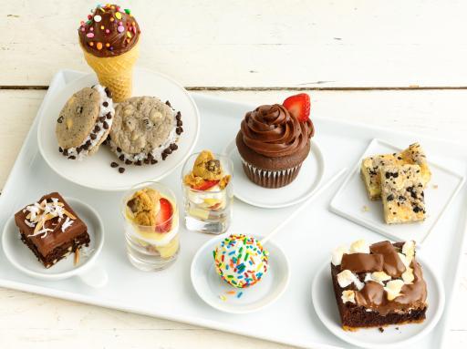 Betty's Dessert Tray Just Got Sweeter.