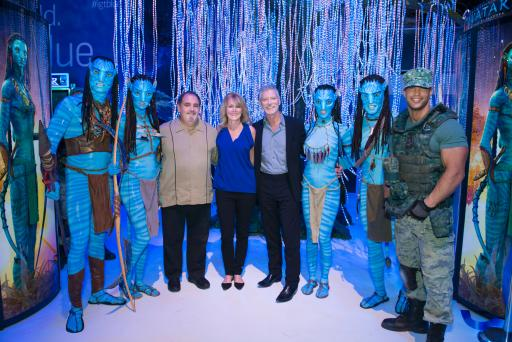 """James Cameron's AVATAR™ """"Best Slot Product"""" at G2E"""