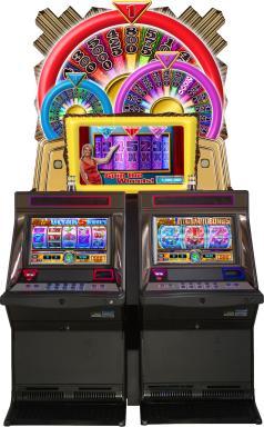 Wheel of Fortune® Ultra 3 Reels