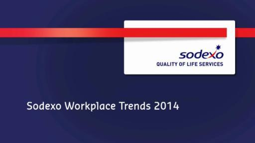 Sodexo Workplace Trends 2014