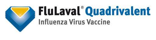 FluLaval Quadrivalent Logo