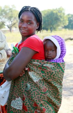 Shot@Life helping mothers and children in Mozambique