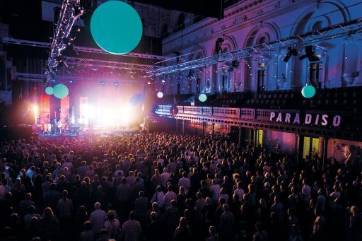 Paradiso at Town Hall, credit Jamie Williams