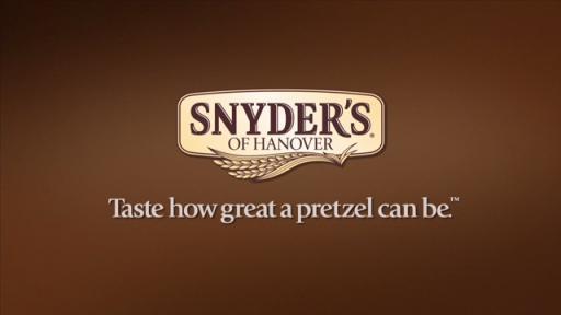 Flavored Pretzel Pieces TV Spot