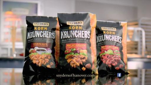 Korn Krunchers TV Spot