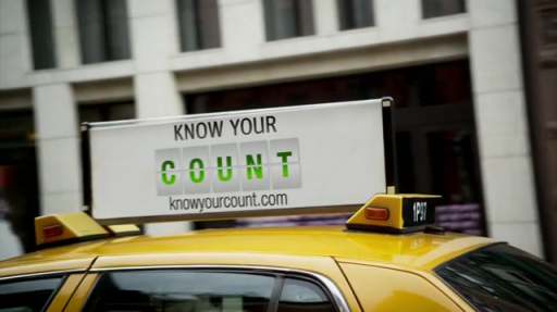 Know Your Count PSA :30