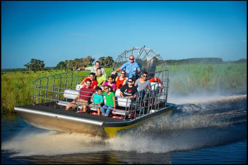 Experience the Ultimate Airboat Adventure in Kissimmee, FL