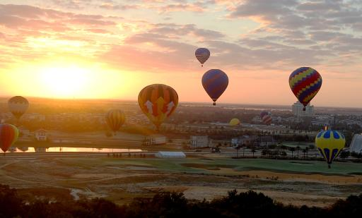 Experience Hot Air Ballooning in Kissimmee, Florida