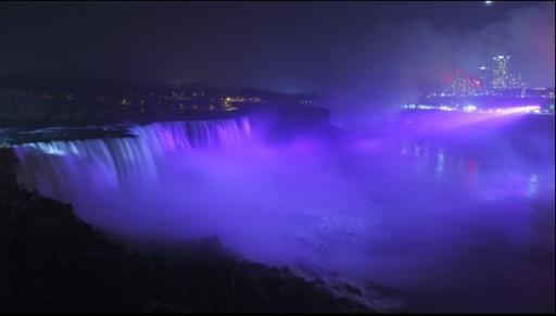 World Prematurity Day – Global Purple Lightings of Buildings & Landmarks