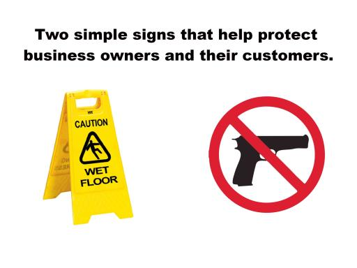 Two Simple Signs