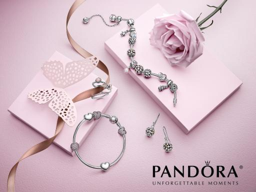 PANDORA Jewelry Spring Collection Pops with Pretty Pastels