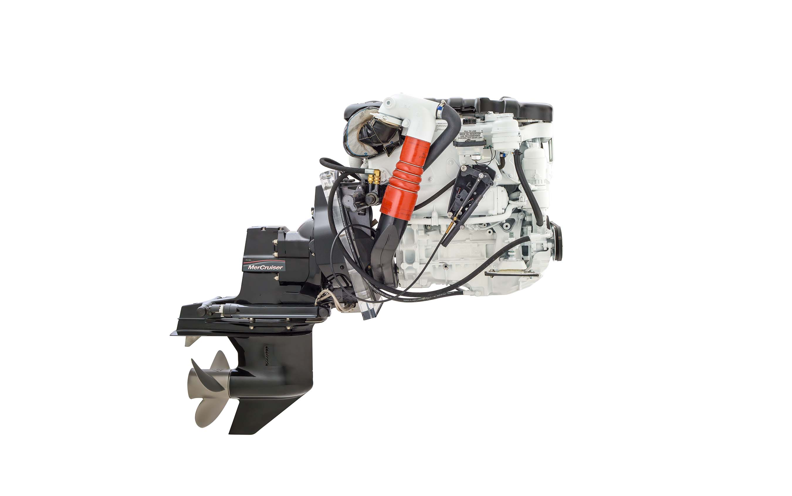 Graduates can achieve a provisional factory certification for Mercury Marine outboard motors and will have partially completed the training requirements for certification for MerCruiser sterndrives.