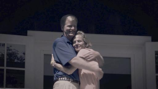 Jean and Dwight Vicks strengthened each other throughout the advanced MTC journey.