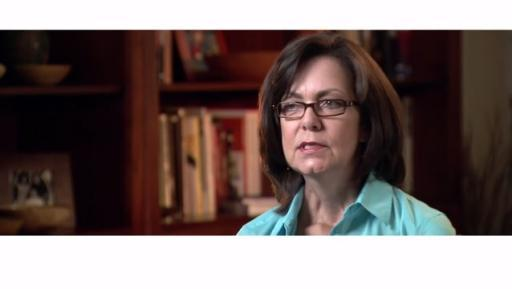 Sue shares her perspective on living with advanced medullary thyroid cancer.
