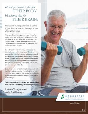 It's not just what it does for their body. It's what it does for their brain