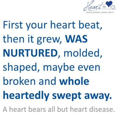 A Heart Bears All But Heart Disease