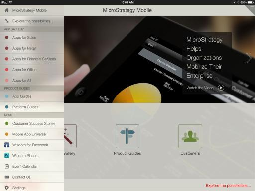 MicroStrategy Helps Organizations Mobilize Their Enterprise