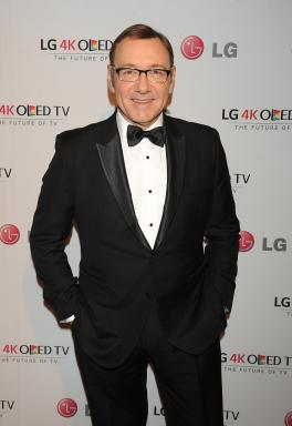 Kevin Spacey celebrates emerging digital artists and the rise of Ultra HD 4K technology in NYC