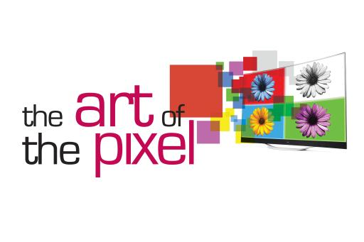 The Art of the Pixel logo
