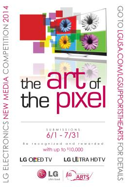 The Art of the Pixel