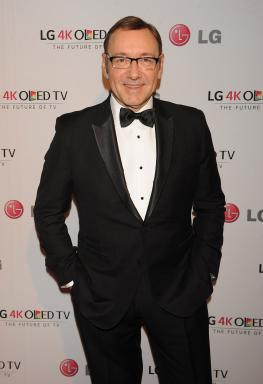 Kevin Spacey celebrates emerging digital artists and the rise of Ultra HD 4K technology