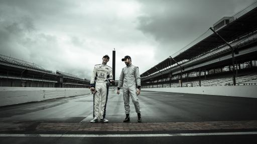 deadmau5 & Honda-powered race car driver James Hinchcliffe team up leading up to Honda Stage concert