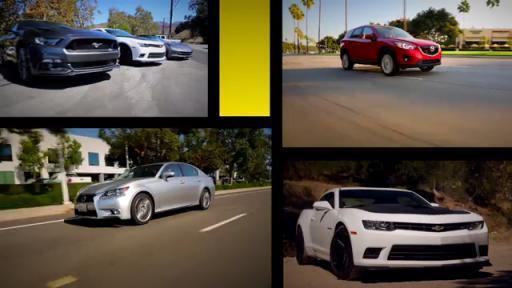 2015 Best Buy Award Winner: Sports/Performance Car
