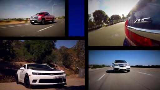 2015 Best Buy Award Winner: Luxury SUV/Crossover