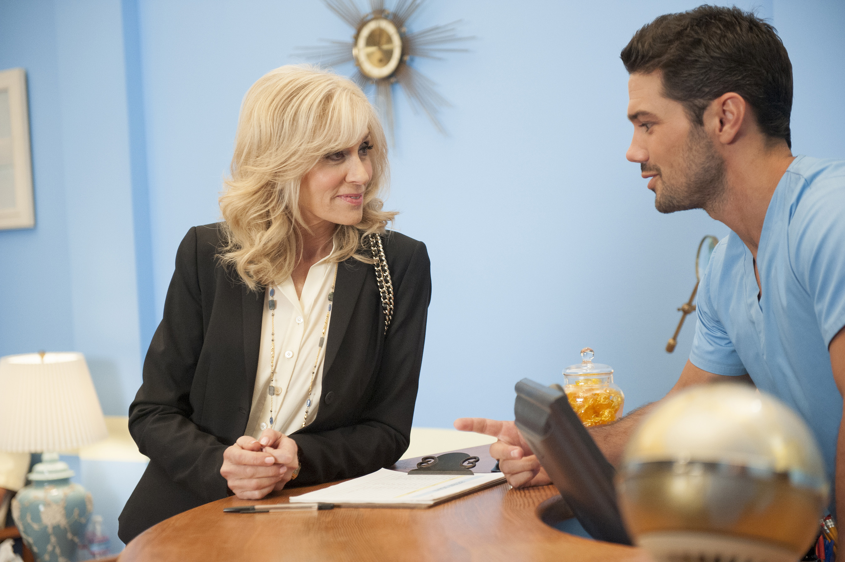 Actress Judith Light Joins National Council On Aging To Educate Adults 65 And Older About The Risks Of Flu And The Importance Of Annual Flu Vaccination