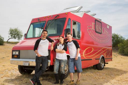 Team Diso's Italian Sandwich Society, Competitors on Season 6 of The Great Food Truck Race