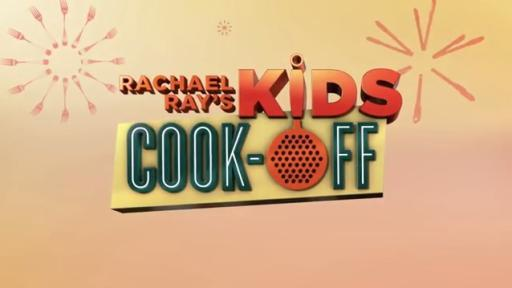 Rachael Ray's Kids Cook-Off Super Tease