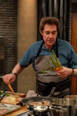 Contestant Barry Williams on Food Network's Worst Cooks in America Celebrity Edition