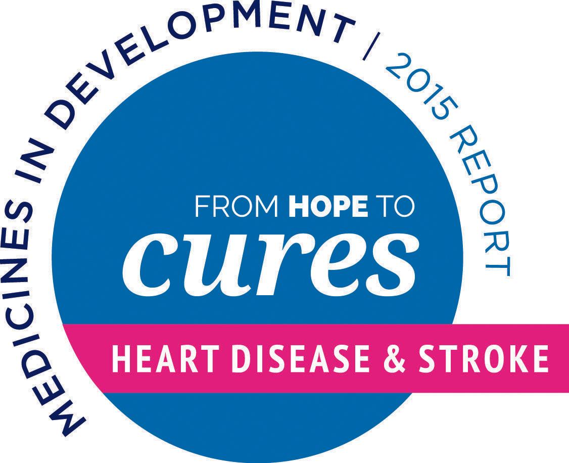 Medicines in Development 2015 Report: Heart Disease and Stroke
