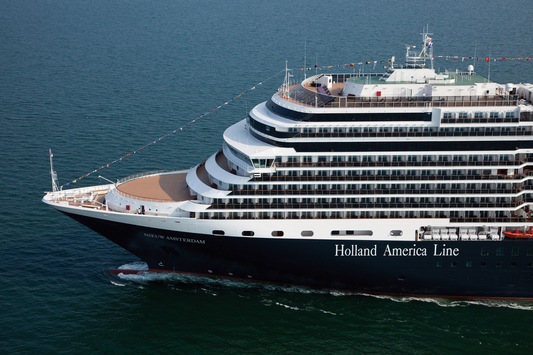 America's Test Kitchen to debut aboard ms Westerdam and ms Nieuw Amsterdam this fall.