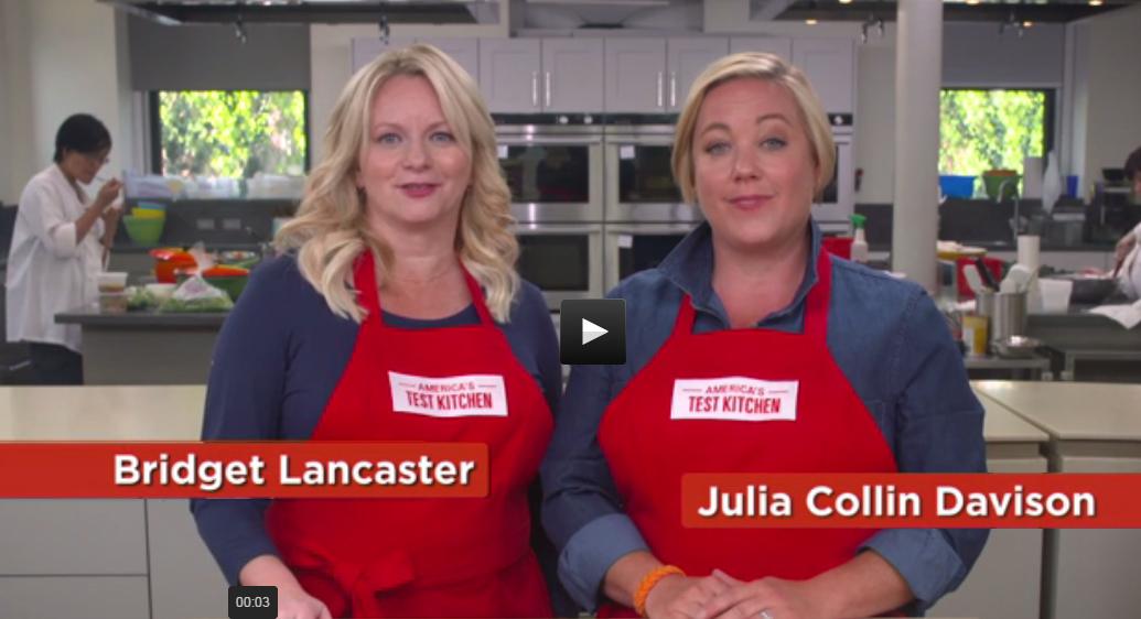 America S Test Kitchen Holland America