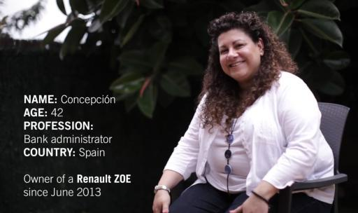 Concepcion Sanchez Blancon: Portrait of an EV owner in Barcelona, Spain