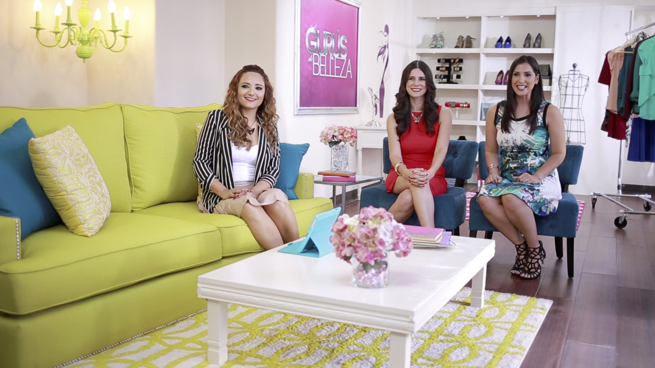 A Trio Of Latina Experts Hosts The New Discovery Familia Original Production Gurus De Belleza