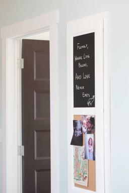 The Brag Board lets you share memories as they're formed