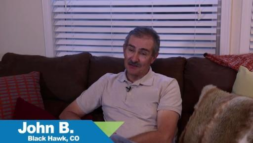 Watch this exclusive interview with John Broadbooks from DIY's Breakneck Builds