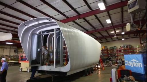 About Clayton's 3-D printed home