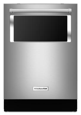KitchenAid Dishwasher with Window